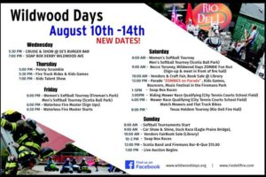 Wildwood Days flier